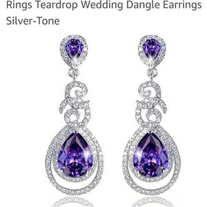 Gorgeous Teardrop Earrings